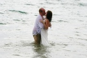 beach weddings are popular in Australia