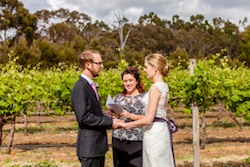 wedding at Knee Deep Wines Margaret River