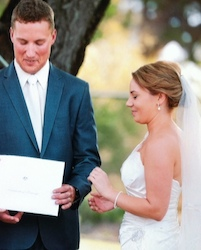 marriage celebrant busselton