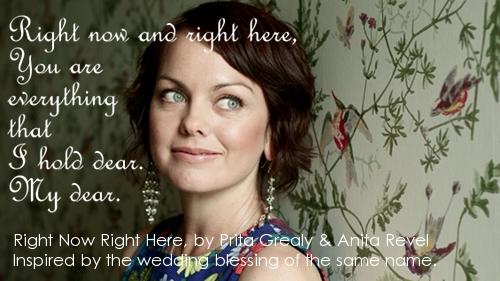 original wedding blessing song lyrics