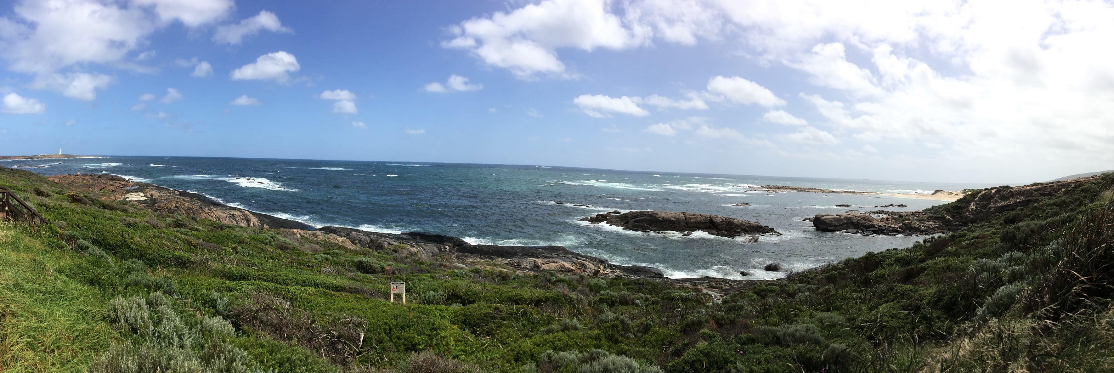 secret location for a beach wedding Augusta