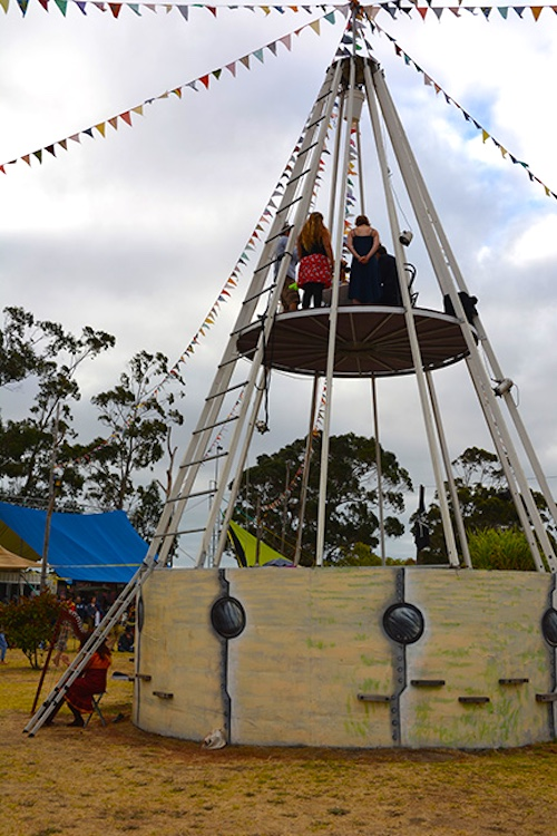 circus wedding margaret river
