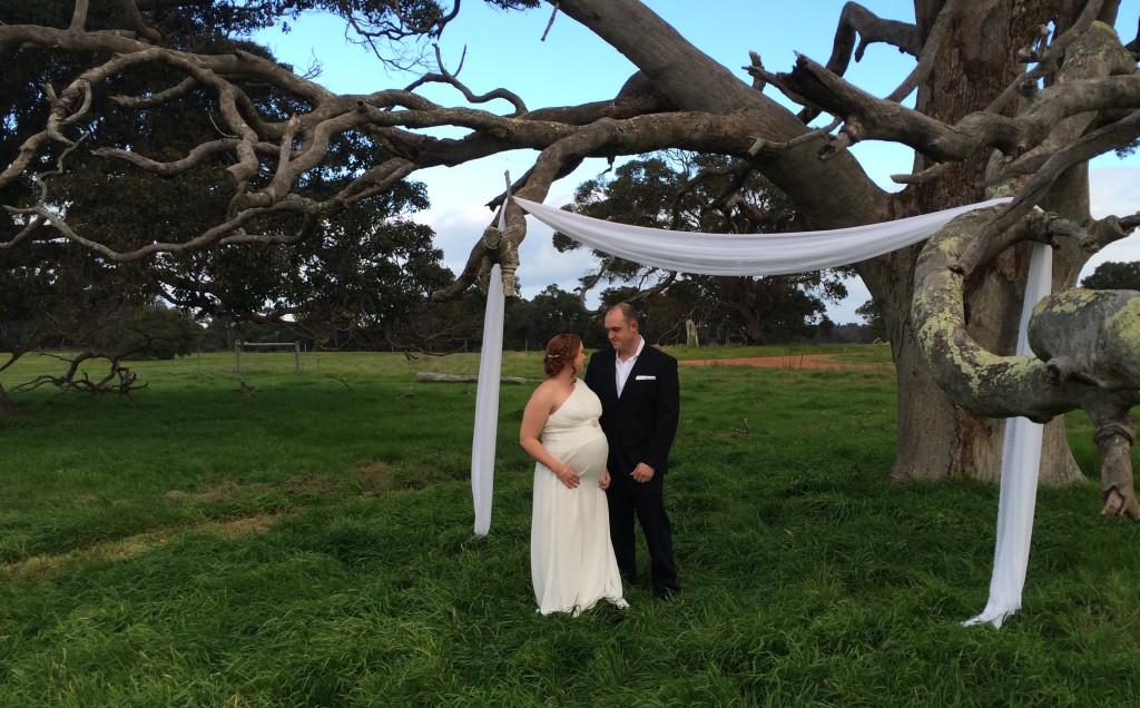 elope margaret river celebrant wedding