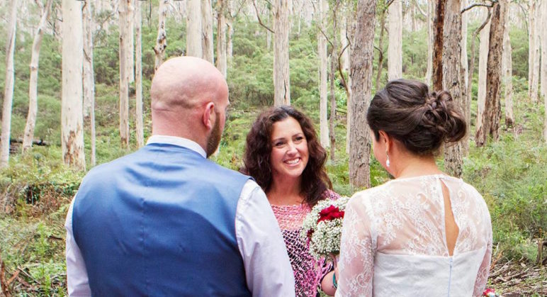 celebrant south west boranup forest