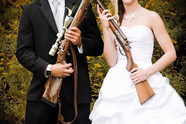 shotgun wedding margaret River